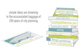 street plan-planning